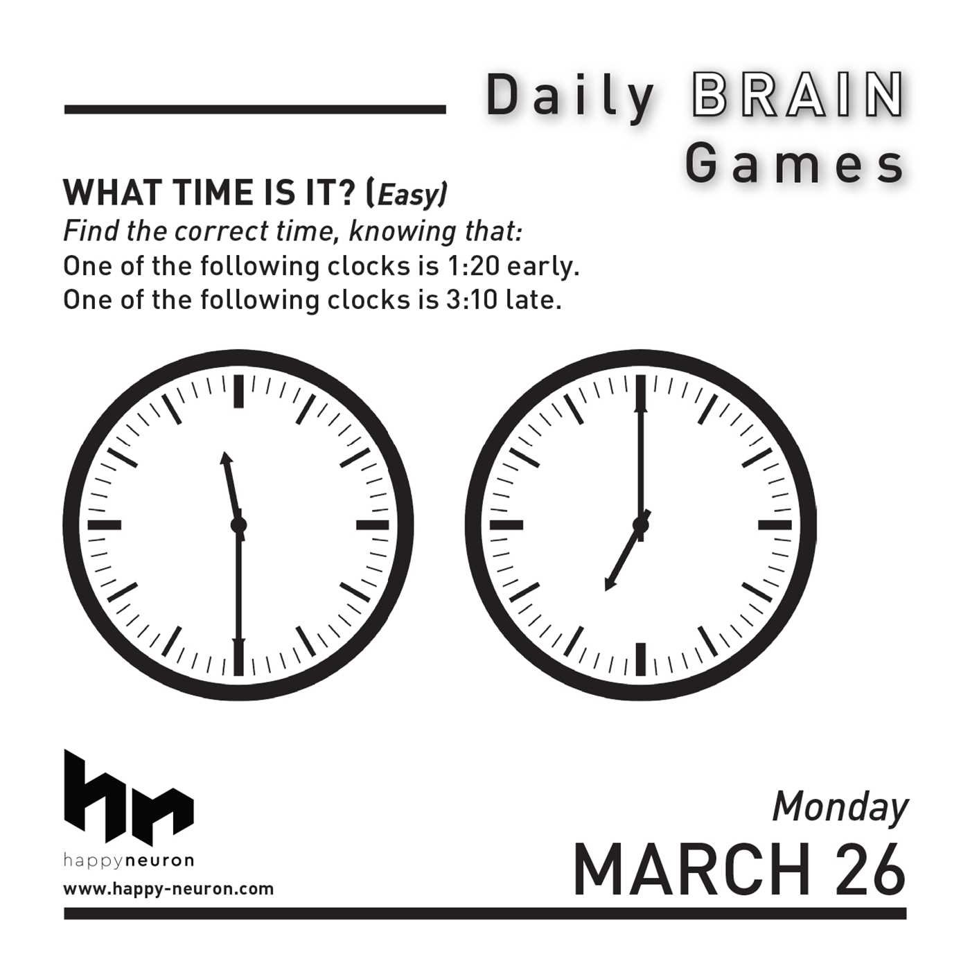 Daily Brain Games 2018 Day-to-Day Calendar: Amazon co uk