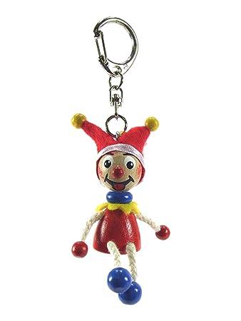 Amazon.com: ABA Pequeño Joker figura llavero: Toys & Games