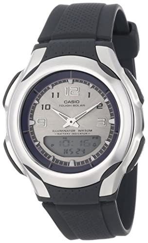 Casio AWS90-7AV - Reloj para Hombres, Correa de Poliuretano: Casio: Amazon.es: Relojes