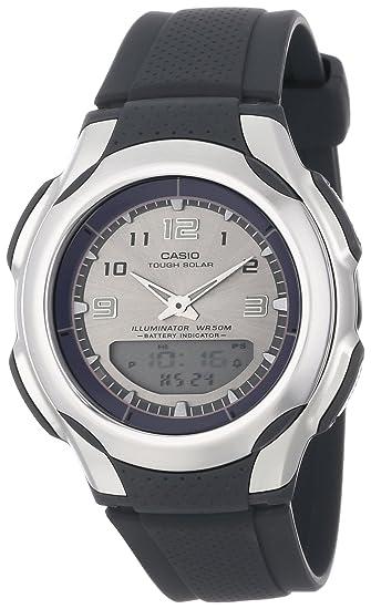 Casio AWS90-7AV - Reloj para Hombres, Correa de Poliuretano ...