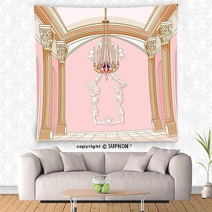 Amazon.com: VROSELV custom tapestry Teen Girls Decor Tapestry ...