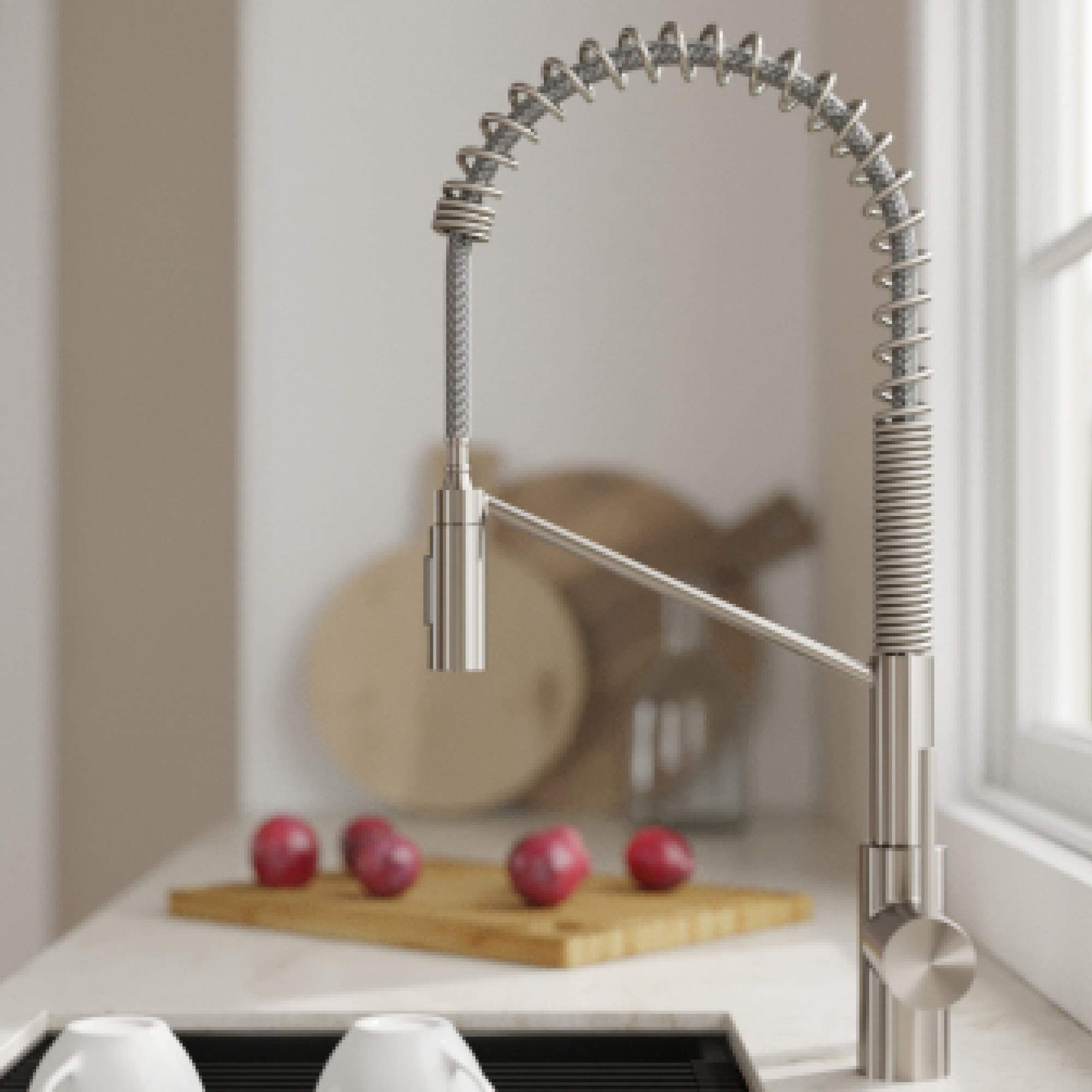 Kraus KPF-2631SFS Oletto Kitchen Faucet, 21.75 inch, Spot Free Stainless Steel by Kraus (Image #4)