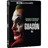 Joker (Guasón) - BR 4K [Blu-ray]