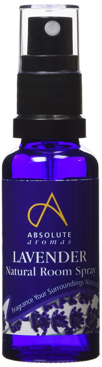 Absolute Aromas Lavender Natural Room Spray 30ml 68249