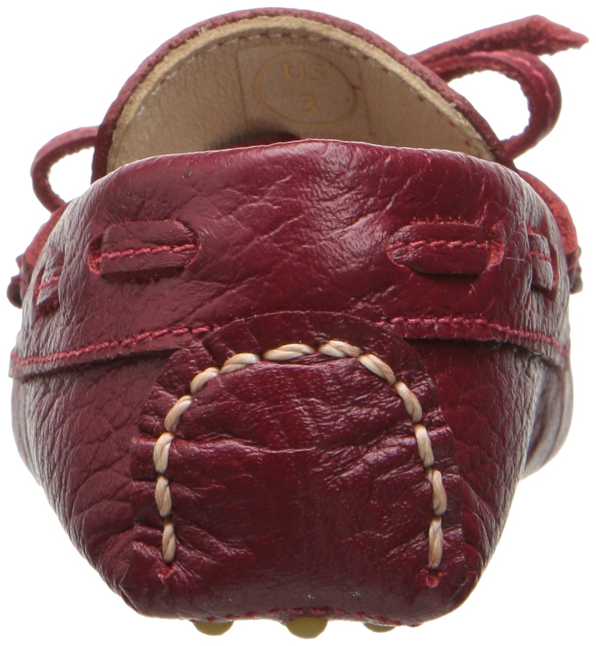 Elephantito Boys' Driver Loafer-K, Racing Red 10 M US Toddler by Elephantito (Image #2)