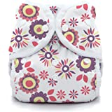 Thirsties Snap Duo Wrap, Alice Brights, Size Two (18-40 lbs) Pound