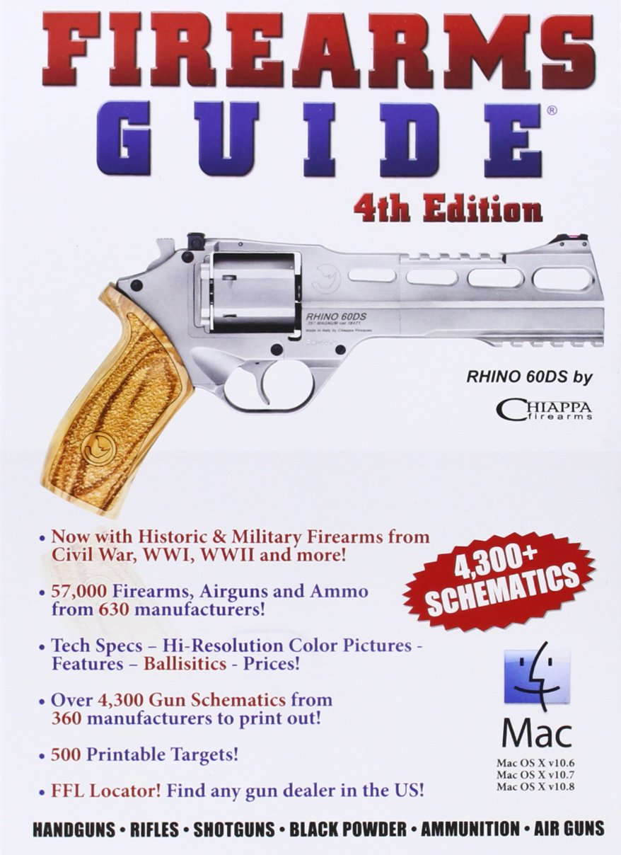 Firearms Guide 4th Edition for MAC: The Most Extensive