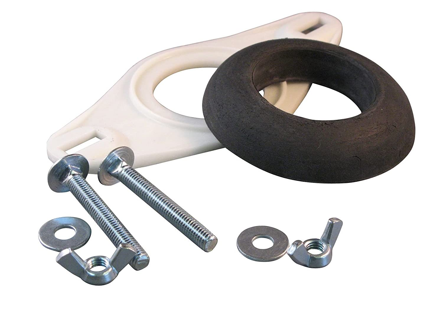 Donut Doughnut Washer Seal for use with WC Pan//Cistern Close Coupling Plate