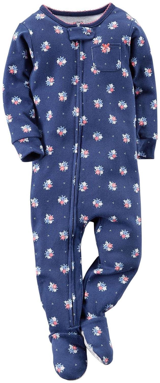 【あすつく】 Carter's SLEEPWEAR ブルー ベビーガールズ Carter's 24 Months 24 ブルー B00XZ9HDYE, BISES-FLOWER:381bae4c --- a0267596.xsph.ru