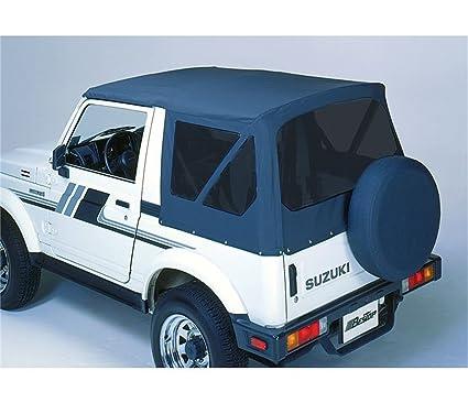 Included Bestop For Suzuki A 51361 1994 15 Skins 1988 Black Windows; Denim Clear No Top Door Replace Soft Samurai QBxdorCeW