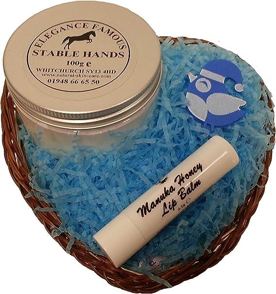 Manuka Honey Hand Cream 100g by Elegance Natural Skin Care