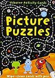 Picture Puzzles (Usborne Puzzle Cards)