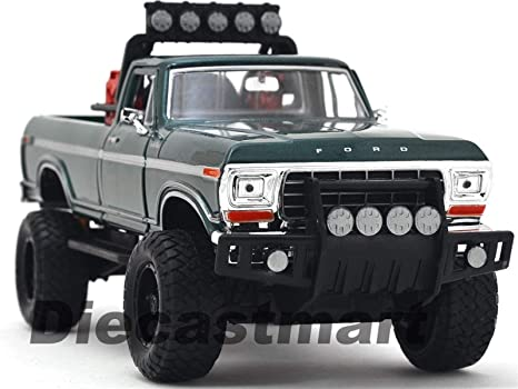 Amazon Com Bdcat Motormax 79138 Off Road Custom 1979 Ford F 150