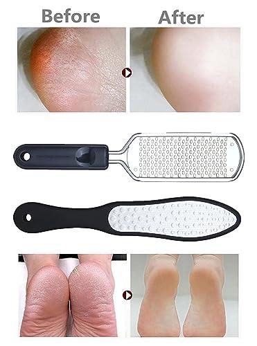 hoof feet callus shaver instructions
