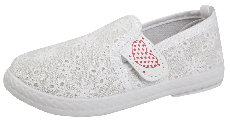 2c543fc157 Lora Dora Girls Glitter Canvas Shoes
