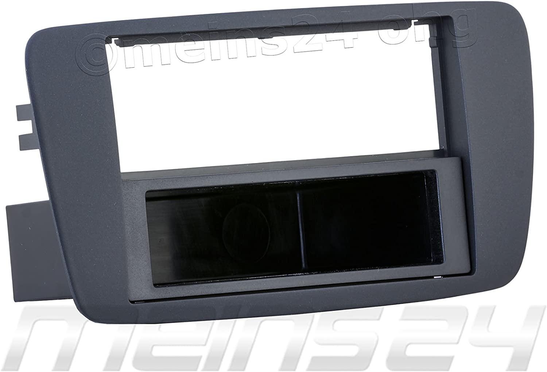 Rta 000 127 0 2 Din Radioblende Für Seat Ibiza Elektronik