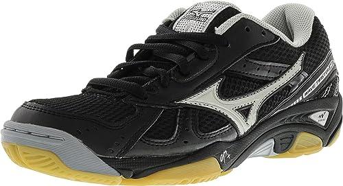 5732071dee8 Mizuno Wave Twister 2 Junior Volleyball Shoe 3 Black-Silver