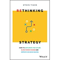 Rethinking Strategy: How to anticipate the future, slow down change, and improve decision making