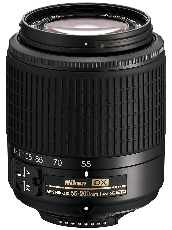 Nikon  mm f AF S DX ED Objetivo para Nikon F