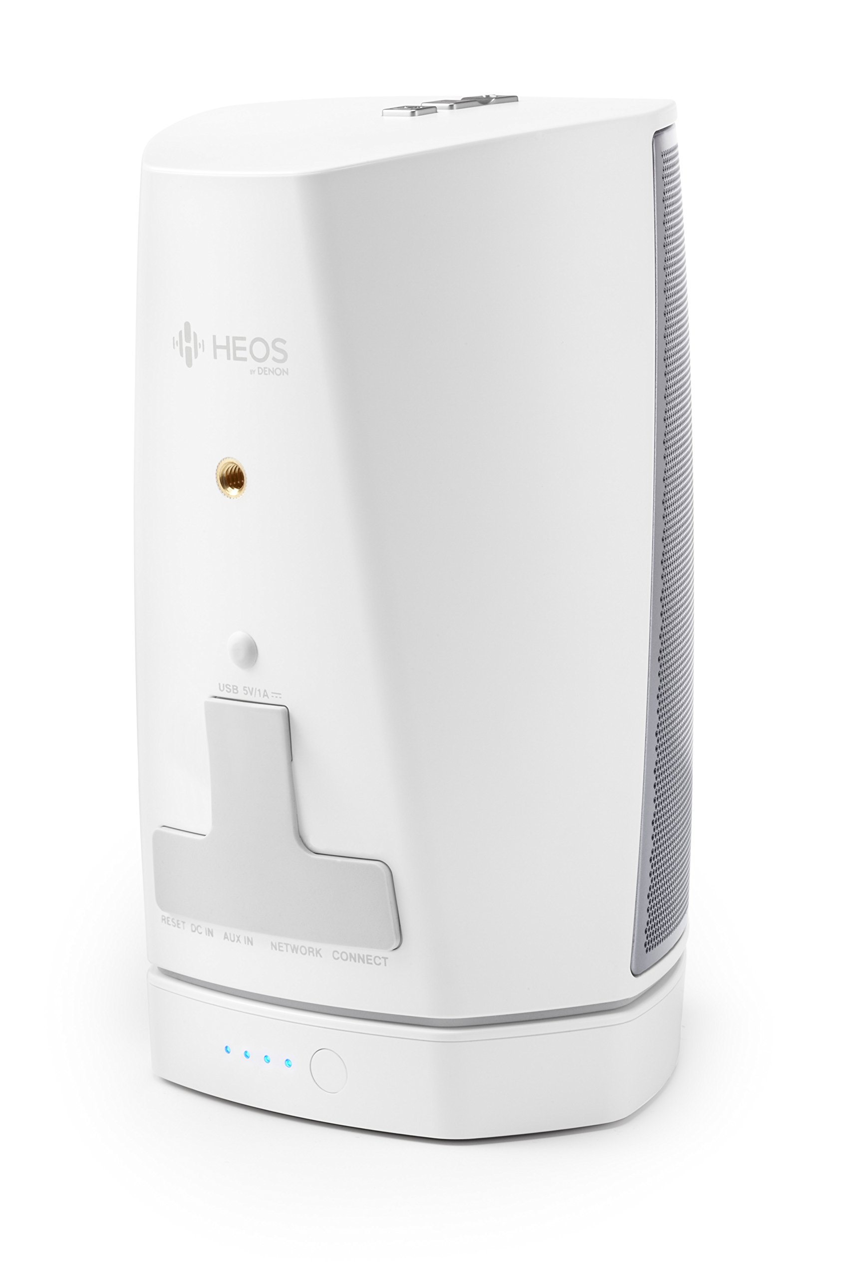 Denon HEOS1GOPACKHS2WT GO Pack Wireless Audio System Adapter New Version White by Denon (Image #6)