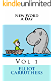 New Word A Day - Vol 1: New Word A Day - Vocabulary Cartoons (English Edition)
