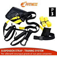 Suspension Strap Fitness Training System. Entrenamiento Funcional, Plank