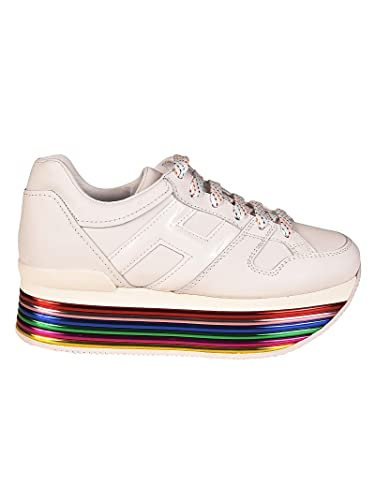 Hogan Maxi H222 Sneakers Bianco Donna 40  Amazon.co.uk  Shoes   Bags ae170d1bc5d