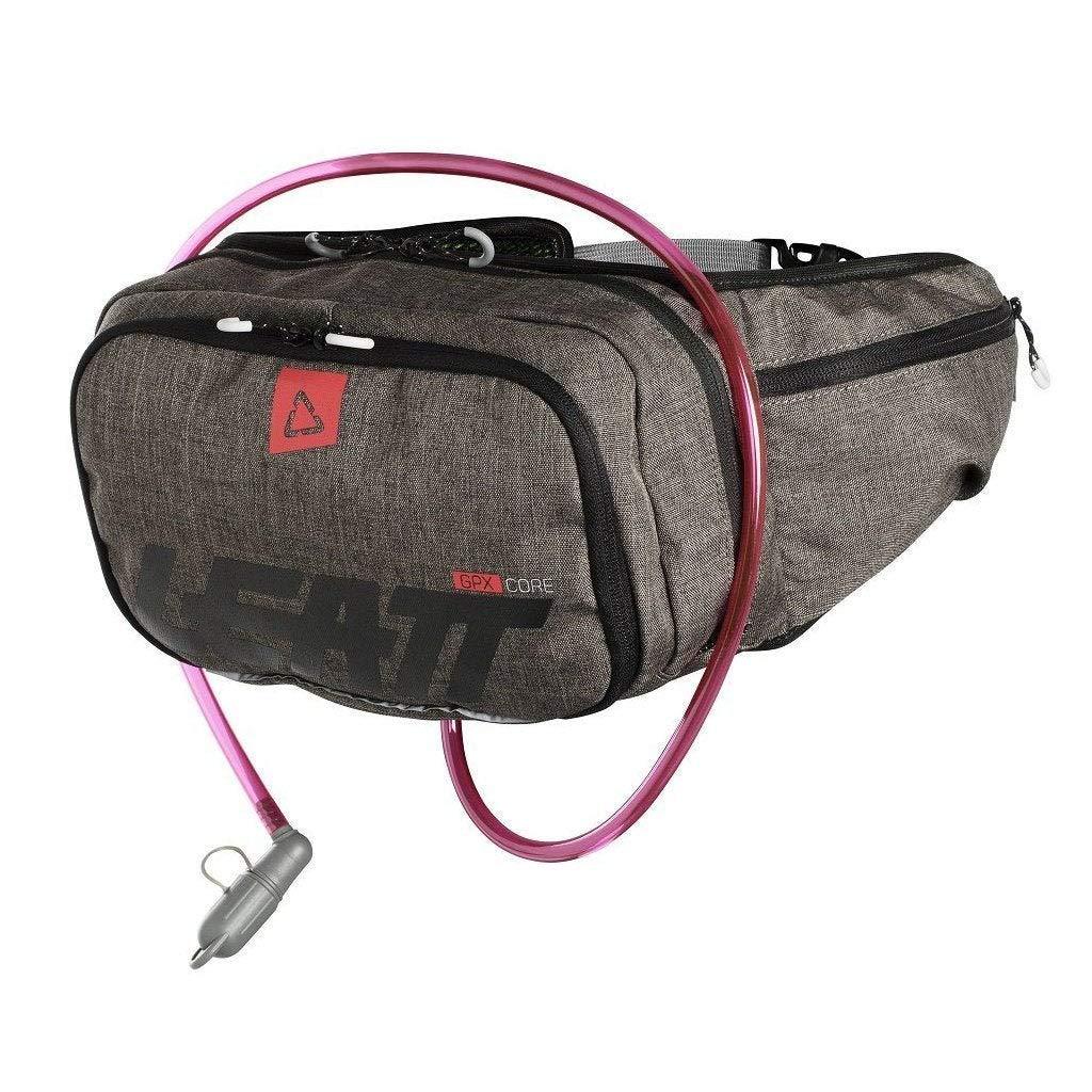 Leatt Tool Belt Core 2.0 Hydration System Ready - Black / X-Small/XX-Large by Leatt Brace