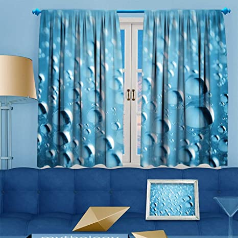 Review Muyindohome Bedroom Blackout Curtains