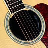 Nacome Guitar Acoustic Sound Hole Cover Halt