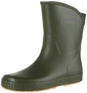 Unisex Adults Wings Svinga Bd Wellington Boots, Green Tretorn