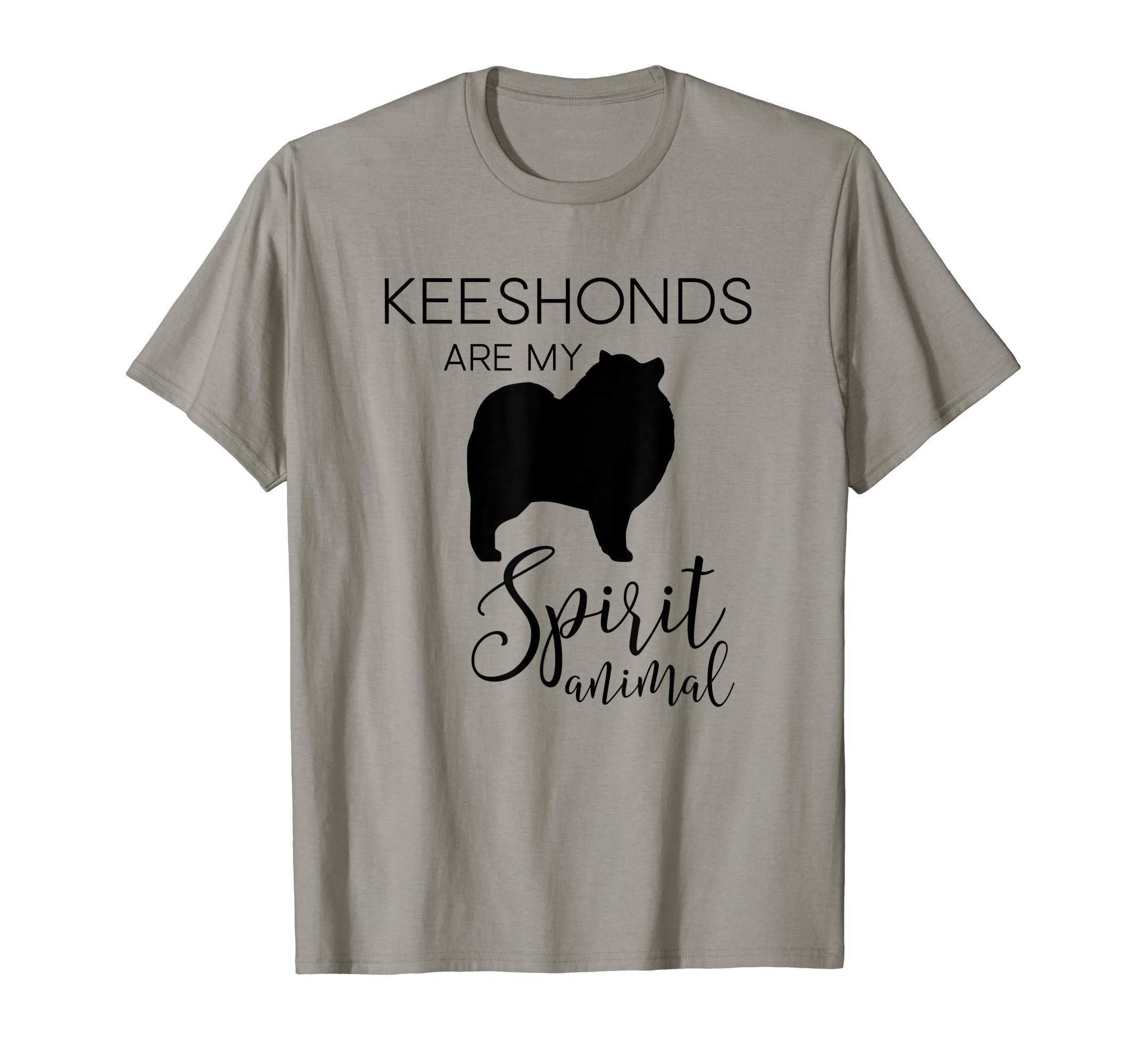Cute Funny & Unique Keeshond Dog Lover T-Shirt & Gift 1
