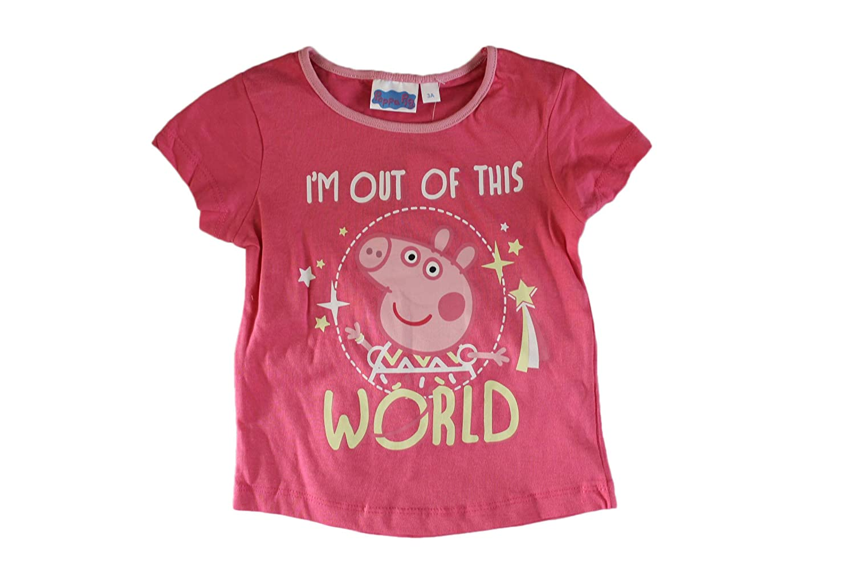 Peppa Pig Girls Pyjama Sets