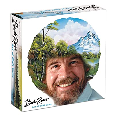 Bob Ross the Art of Chill: Toys & Games