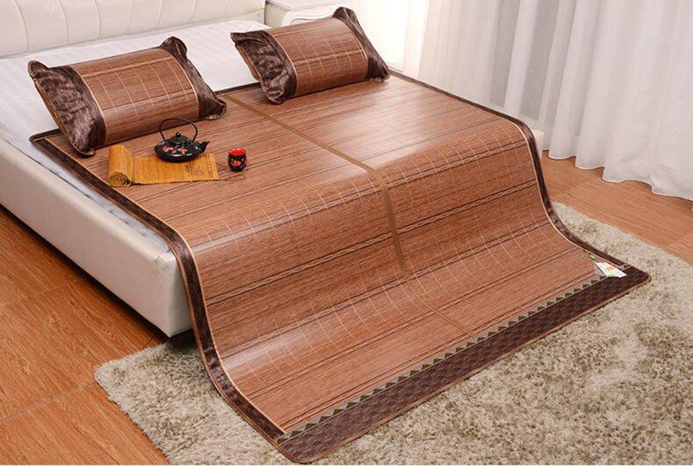 Sommerbettmatte Matsbamboo Matten Kohlensäurehaltige Doppelseitig