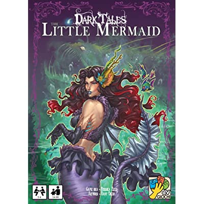 The Little Mermaid - Dark Tales exp: Toys & Games