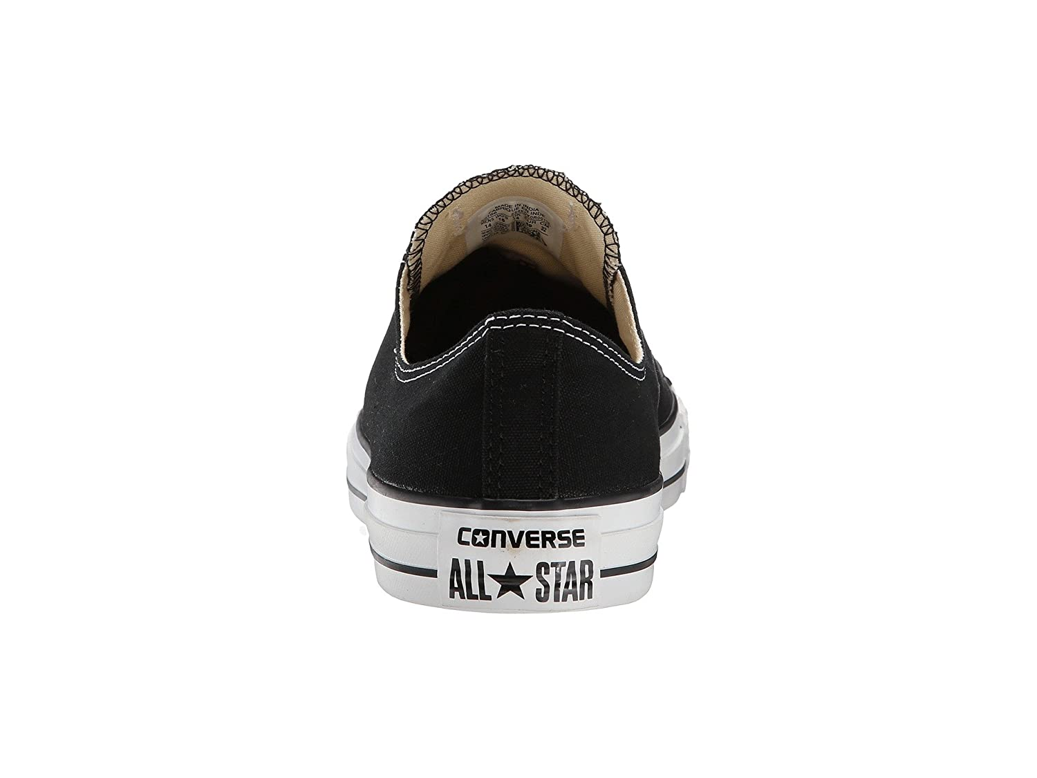 Converse Chuck Taylor All Star Core Ox B0775HY4WD 44 M EU / 12 B(M) US Women / 10 D(M) US Men|Black-white