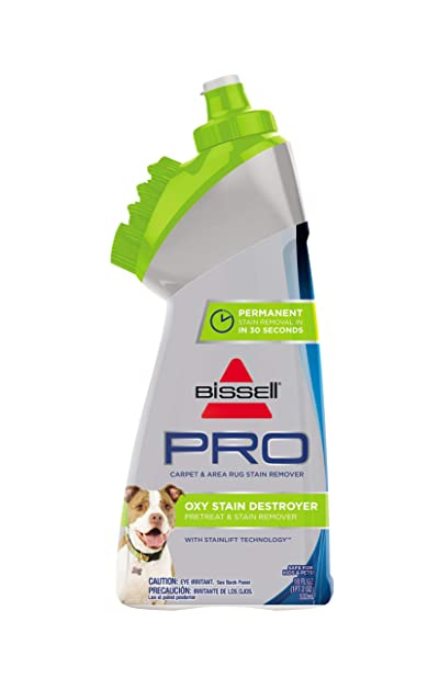 Bissell Pro Oxy Stain Destroyer Pet