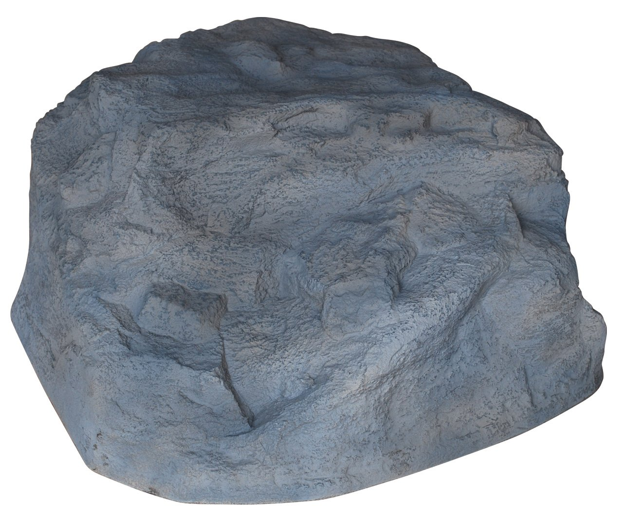Emsco Group Landscape Rock – Natural Rock Appearance – Low Profile Boulder – Lightweight – Easy to Install by Emsco Group