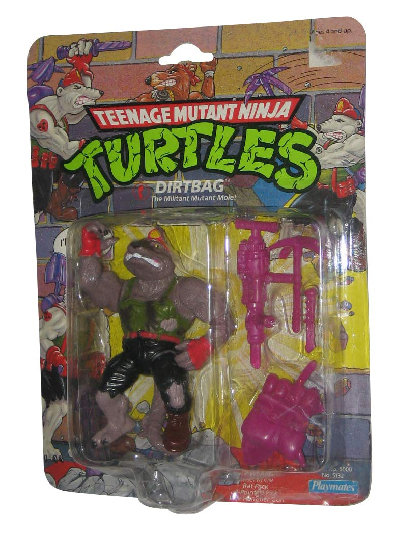 1991 Dirtbag Teenage Mutant Ninja Turtles: Amazon.es ...