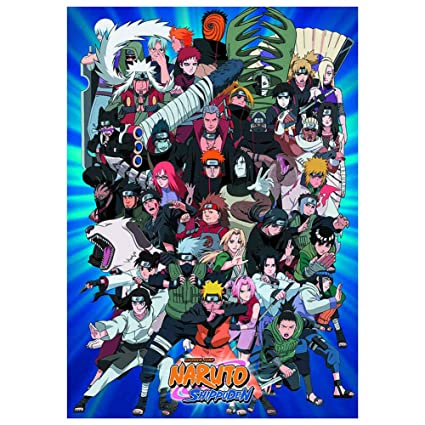 Z&I Anime Coated Paper Poster Small Hanging Painting Scroll Painting A4 Wall Painting Anime Wall Art Home Decoration Scroll Poster(01)