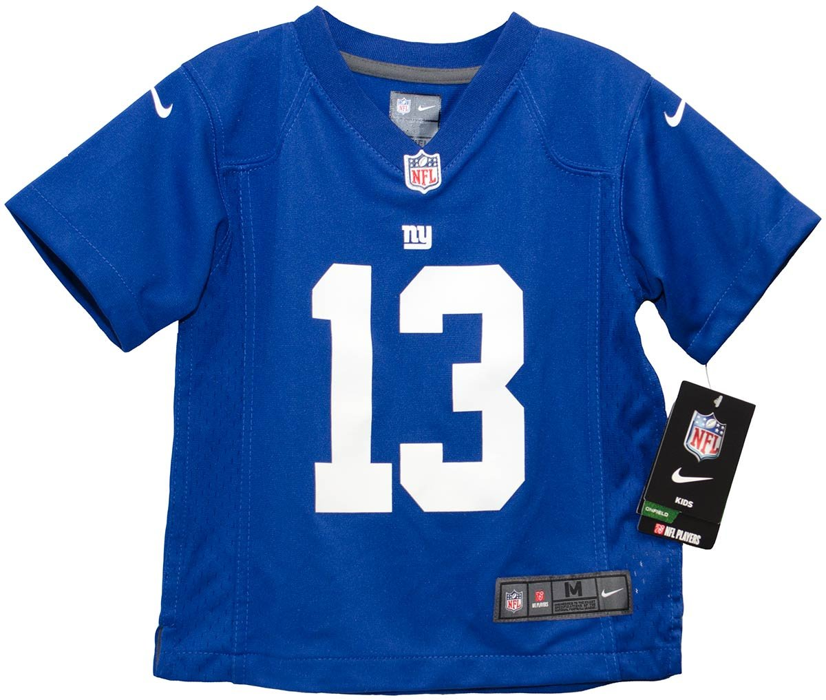 9b959dfacab68 NIKE Odell Beckham Jr York Giants Blue Preschool Game Jersey