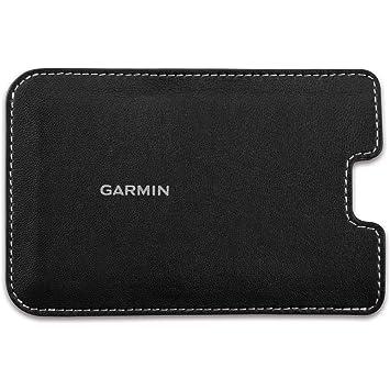 Garmin Slip Case - Funda para GPS Nüvi 3760T/3790T, negro