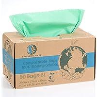 Greener Walker 100% compostable Biodegradable 6L Bolsa Basura