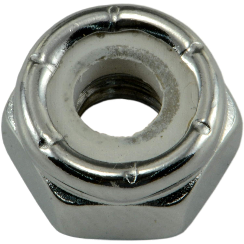 Piece-10 10-32 Hard-to-Find Fastener 014973137083 Nylon Insert Lock Nuts