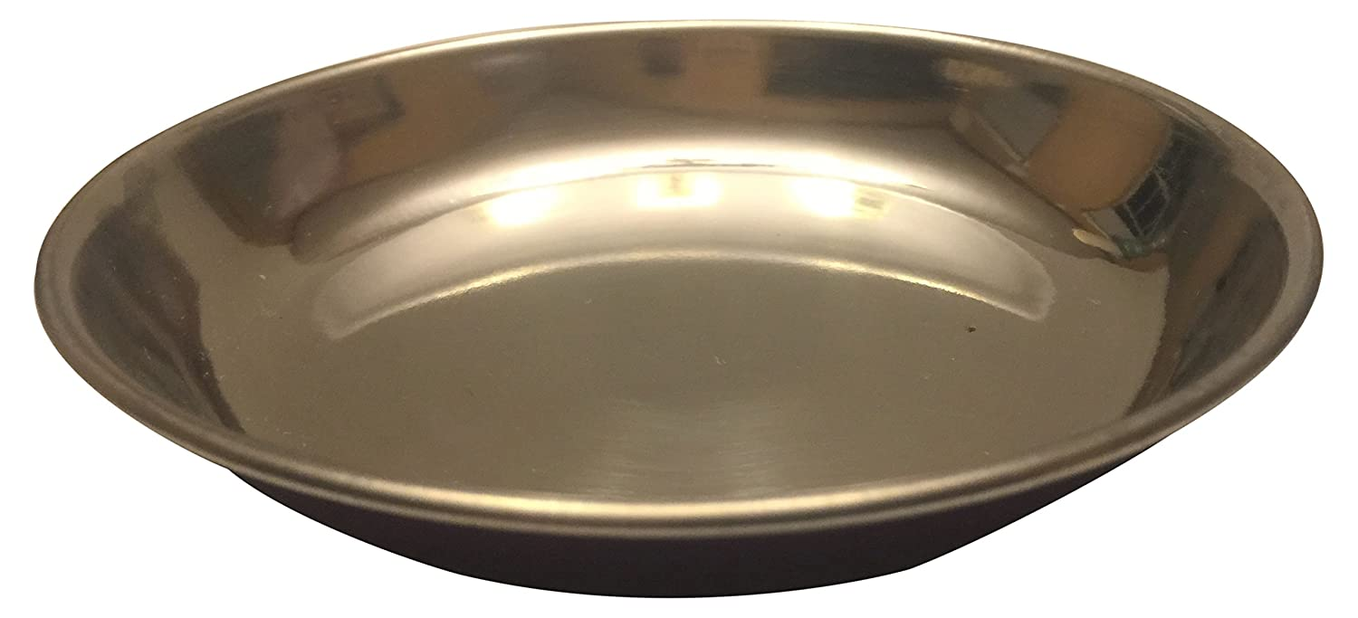 Billy Cat Stainless Steel Bowl, Purple Bowl
