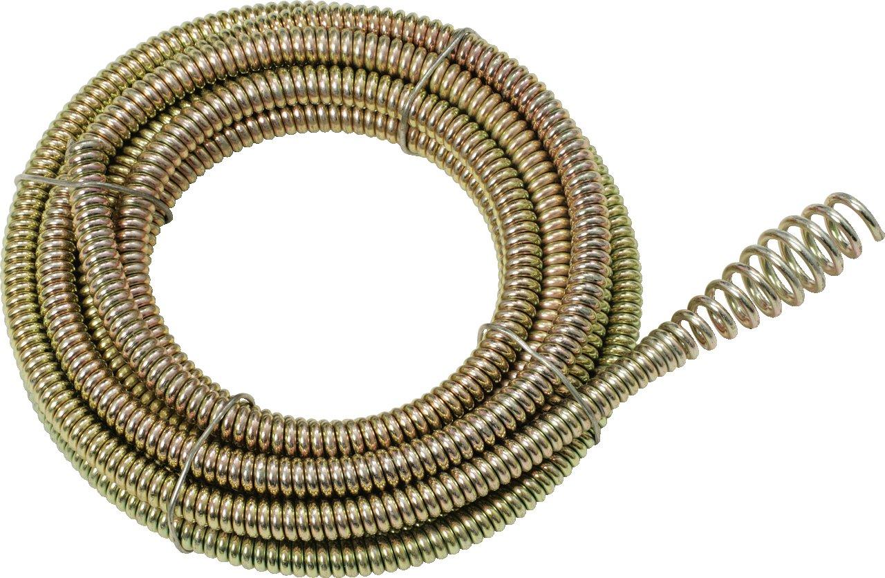 9,5m KS Tools 900.2422 Ersatzspiralen f/ür Rohrreinigungsger/ät /Ø10mm