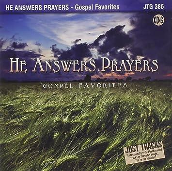 He Answer Prayers - Karaoke: He Answer Prayers - Amazon com