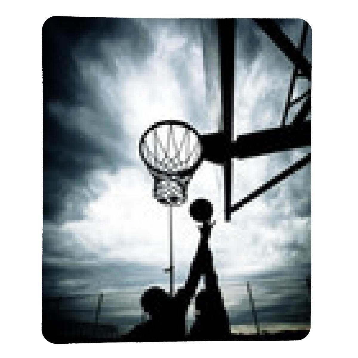 alfombrilla de ratón Amigos que juegan a baloncesto: Amazon.es ...