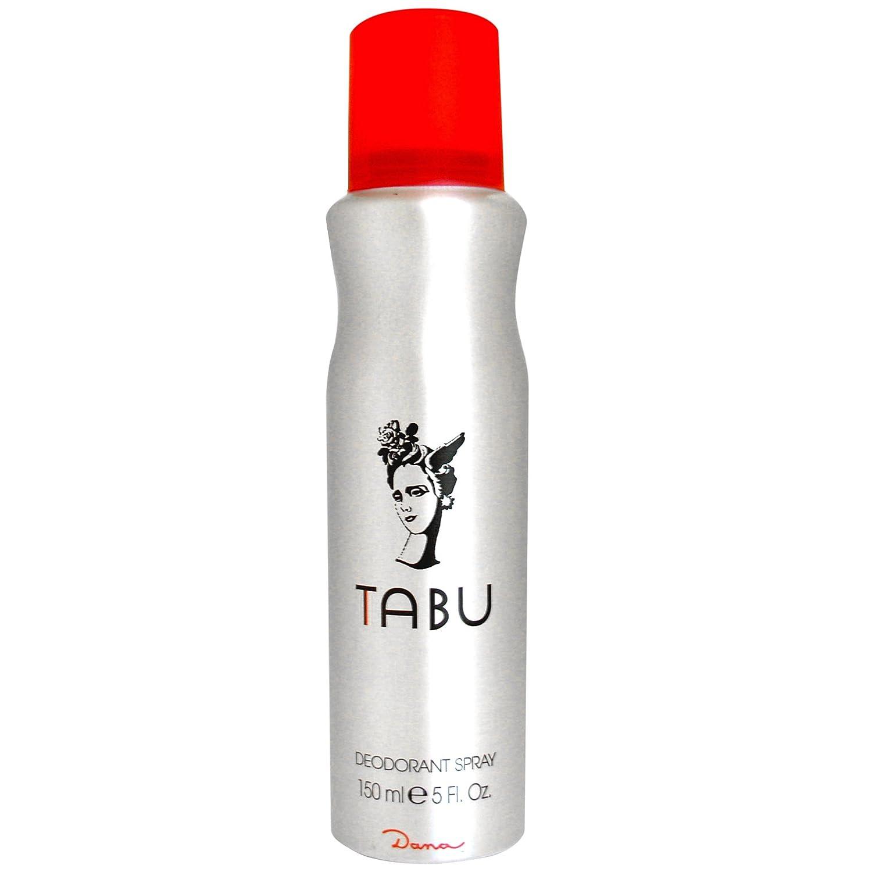 Dana Tabu Deo Spray 150ml 8410137011404